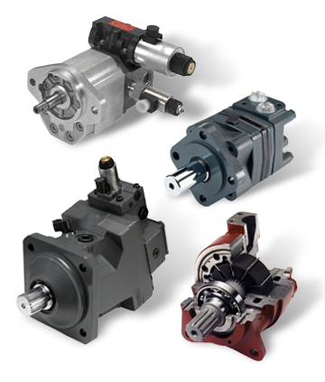 Closed Circuit Hydraulic Motors