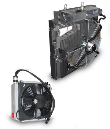 Hydraulic Heat Exchangers