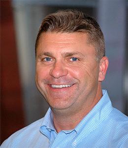 Scott Durand, vice president sales and marketing Kraft Fluid Systems, Inc.
