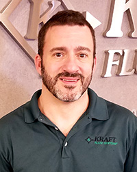 Dan Thomas, Engineering Manager, Kraft Fluid Systems