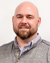 Erik Keenan, Team Leader, Kraft Fluid Systems