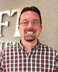 Paul Skrant, Application Engineer, Kraft Fluid Systems
