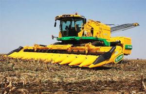 Oxbo 8840 Corn Harvester