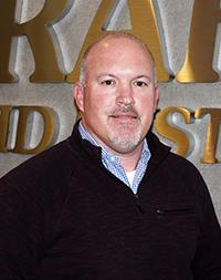 Buck Schmitt, Territory Manager Mid-Atlantic, Kraft Fluid Systems