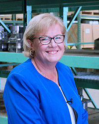 Diane Baker, President and CEO, Kraft Fluid Systems