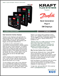Danfoss is soon releasing its next generation of graphical displays with a modern appearance and rugged design. The new DM Series of displays provide excellent viewability, high brightness, anti- fogging, and anti-glare characteristics.