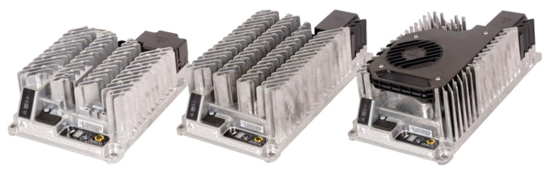 Kraft Fluid Systems Adds Delta-Q Technologies Battery Chargers to Its Electric Drive Offerings