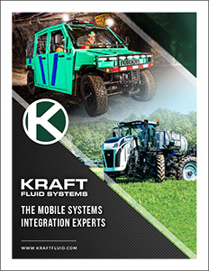 Image of Kraft Fluid Systems 2021 brochure. Click to download pdf.