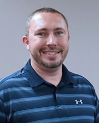 Ryan Walker, Territory Manager, Midwestern US and Canada