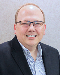 Brian Shockey, Product Manager, Electric Drives Division - Kraft Fluid Systems